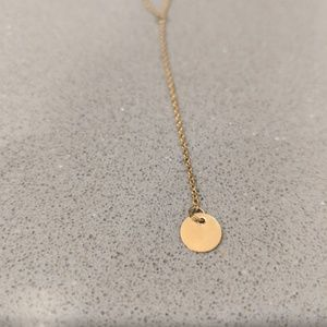 f17d96499a SHEIN Jewelry | Yellow Gold Layered Necklace | Poshmark